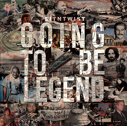 Going to be Legend Cover front