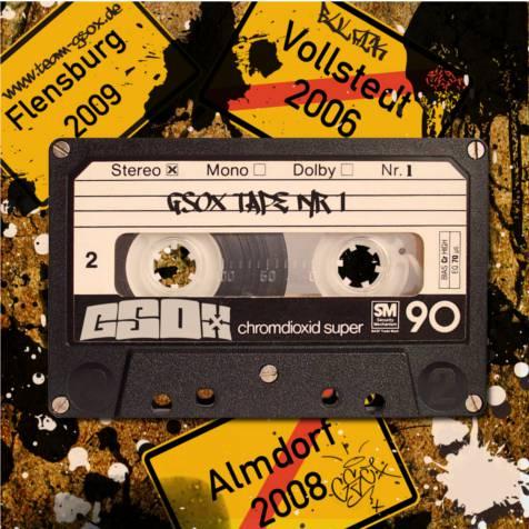 G.S.O.X. Tape Nr.1