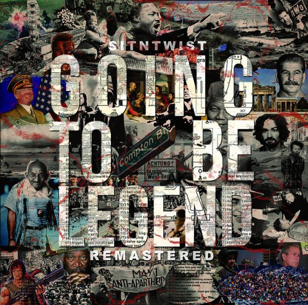 Going to be Legend Cover
