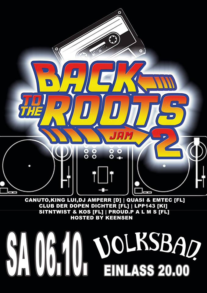Back to the Roots Jam 2