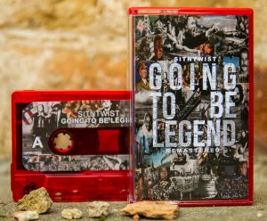Going to be Legend Tape + Hülle