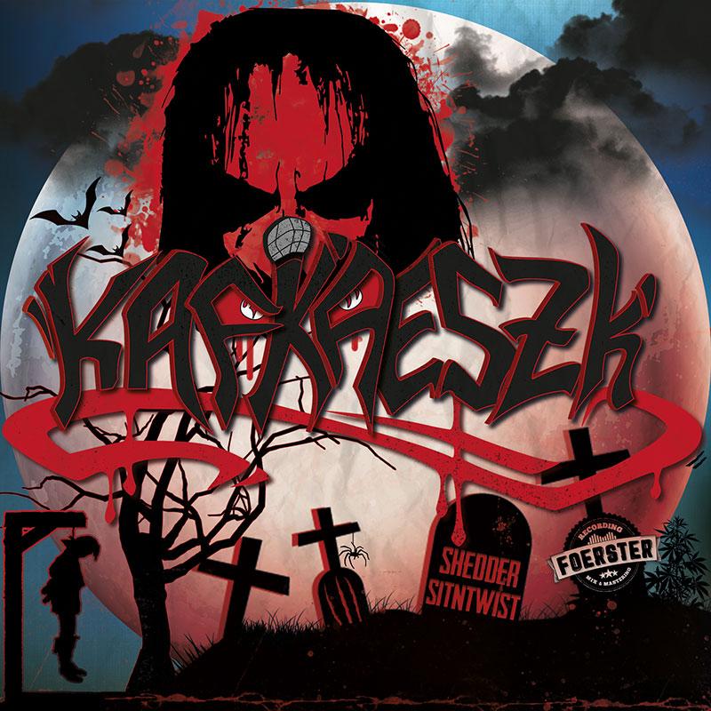 Sitntwist & Shedder – Kafkaeszk EP