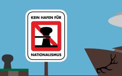 Kein Hafen für Nationalismus