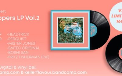Lo-Bit Loopers LP Vol.2